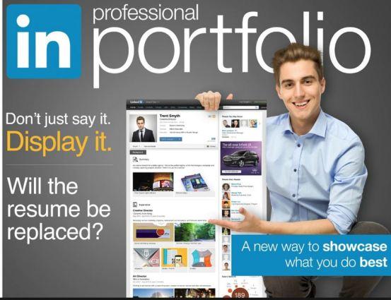 Profil di LinkedIn Lebih Menarik