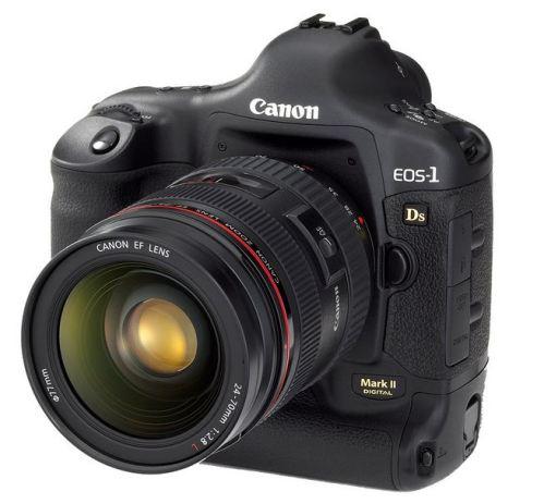 Harga Kamera Canon EOS 1D MK II