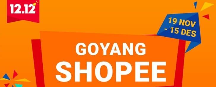 Goyang Shopee 12 12 12 Miliar Koin Siap Dibagikan Ke Peserta